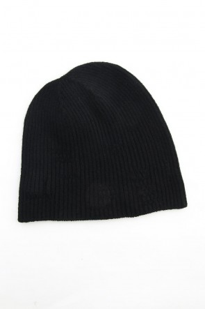 JULIUS 18-19AW Damage Beanie