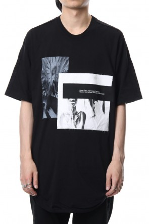 JULIUS 18-19AW FSOL T-shirt