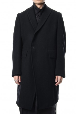 JULIUS 18-19AW Chesterfild Coat