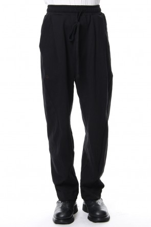 JULIUS 18-19AW Easy Buggy Pants