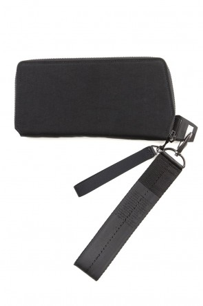 JULIUS 19-20AW HOOK BUCKLE LONG WALLET ver.1