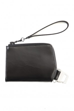 JULIUS 19-20AW HOOK BUCKLE  WALLET ver.2