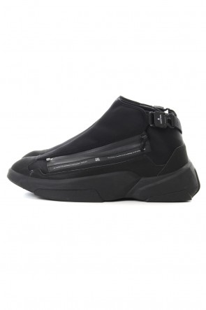 NILøS 19-20AW FIXED COVRED SNEAKER Black