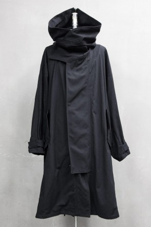 JULIUS 20PS MODS COAT Black