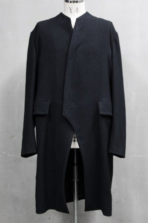 JULIUS 20PS COLLARLESS TAILORED JACKET