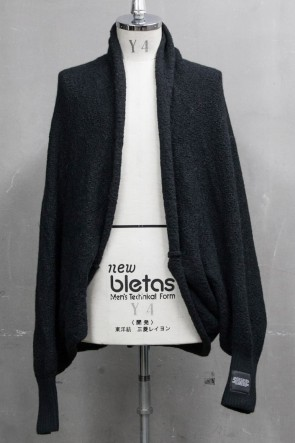 JULIUS 20PS BOLERO / STOLE Black