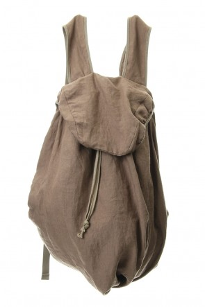 JULIUS 20SS BACKPACK Dust