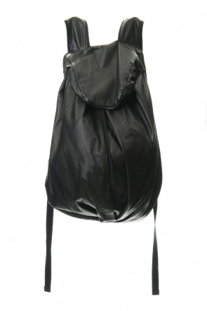 JULIUS 20SS LEATHER BACKPACK