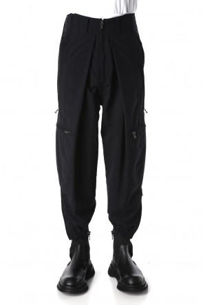 JULIUS 20PF ADJUSTABLE ZIP PANTS