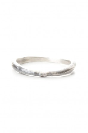 JULIUS 20-21AW SILVER RING