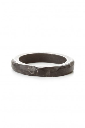 JULIUS 20-21AW HORN RING