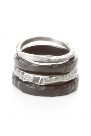 JULIUS 20-21AW RING SET