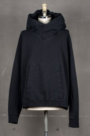 JULIUS 20-21AW PADDED HOOD PULLOVER