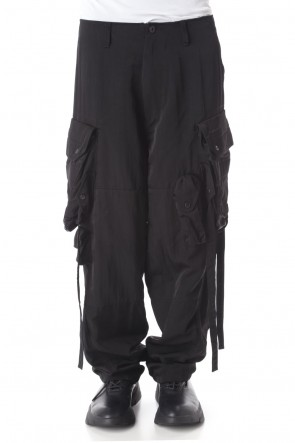 JULIUS 21PS Gasmask Cargo pants
