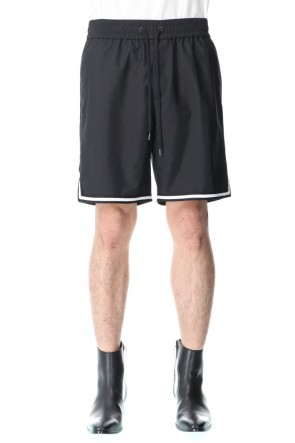 GalaabenD 21SS Basket Shorts Black