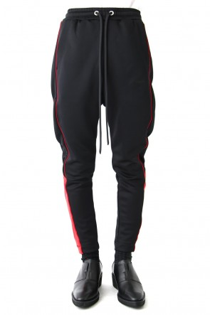 GalaabenD 18SS COOLMAX Cardboard Smooth TRACK PANTS