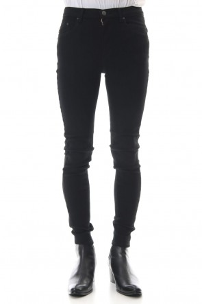 GalaabenD 20SS EX fit denim leggings pants