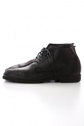 Guidi20SSAnkle Boots - Cordovan Full Grain Leather