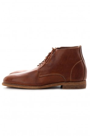 Guidi 20SS Ankle Boots - Cordovan Full Grain Leather