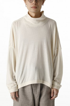 O PROJECT21-22AWTURTLE NECK LS TEE
