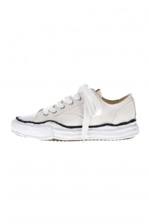 MIHARAYASUHIROClassicOriginal sole Canvas Low cut sneaker White Delivery October