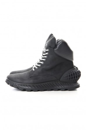 MIHARAYASUHIRO 19-20AW ECCO SHOES COLLABORATION SNEAKER BOOTS Black