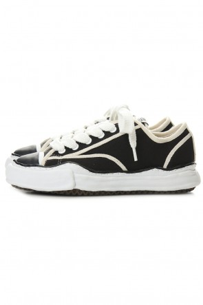 MIHARAYASUHIROClassicOriginal sole Trick detail lowcut sneaker Black Delivery END of September