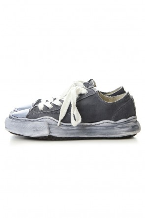 MIHARAYASUHIROClassicOriginal sole Over die lowcut sneaker Black Delivery END of September