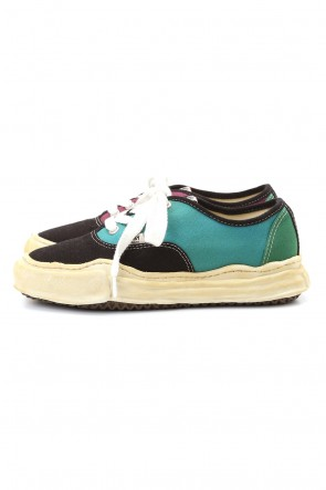 MIHARAYASUHIROClassicOriginal sole Overdyed lowcut sneaker Blue Delivery April