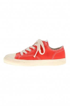 General Scale Maison MIHARAYASUHIROClassicPast Sole Low Cut Sneaker Red