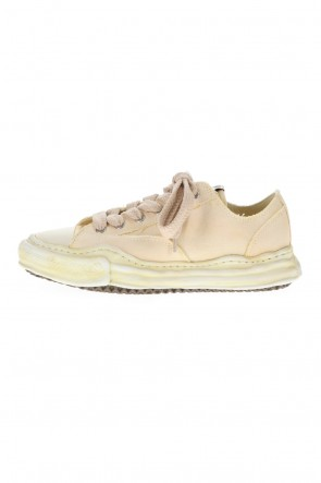 MIHARAYASUHIRO21SS-PETERSON- Original sole over dyed Low-cut sneakers Beige