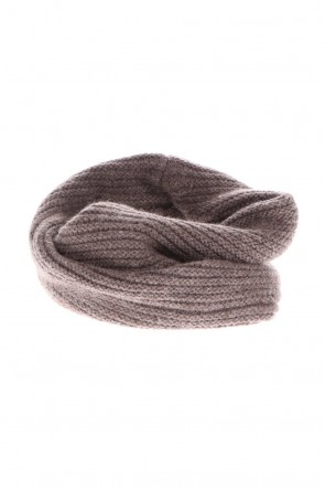 DEVOA 20-21AW Snood wool / cashmere Otter Gray