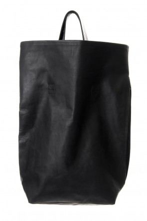 T.A.S BASIC LEATHER 2WAY TOTE BAG