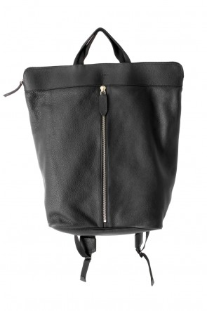 Neil Barrett 17-18AW PEBBLE LEATHER BACK PACK