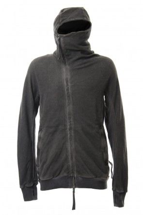 BORIS BIDJAN SABERI 20SS ZIPPER 2 - F0503 - Dark Grey