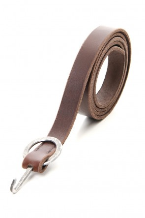 WARE 19-20AW Belt Brown