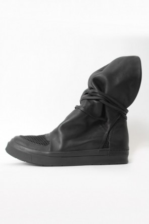 CINZIA ARAIA 15SS CA by CINZIA ARAIA  BREEZY Layered High Cut Sneakers (Mesh)