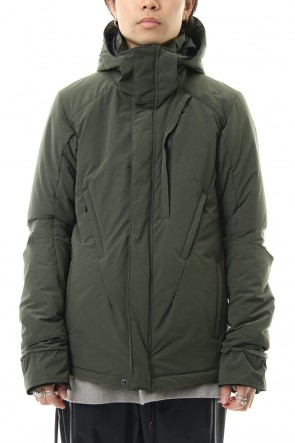 CIVILIZED 19-20AW SURVIVAL HOOD JACKET