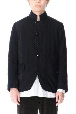 RICORRROBE 20-21AW Strip Wool Overdyed 5-B Jacket