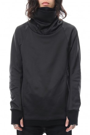 CIVILIZED18-19AWCOVERED NECK L/S