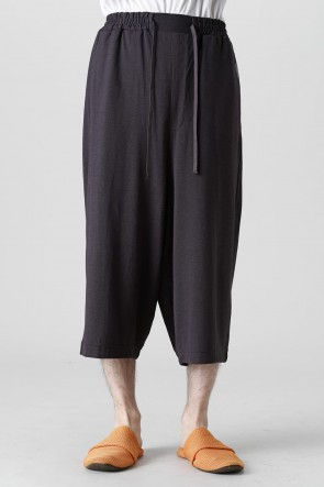 H.R 621-22AWCropped Pants Charcoal