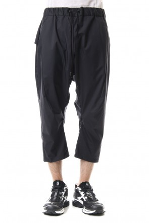 CIVILIZED 19-20AW ANKLE CUT LOOSE PANTS