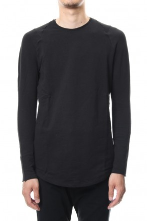 DEVOA 18-19AW Long Sleeve Cotton Cashmere Jersey
