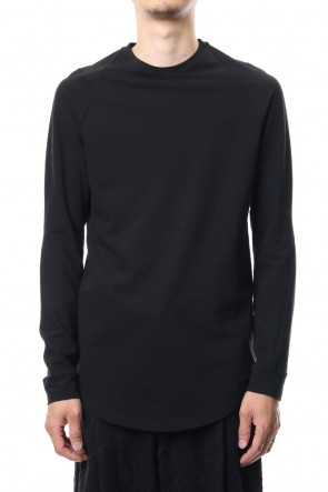 DEVOA 18-19AW Long Sleeve Inlay Knit Jersey