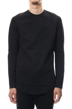 DEVOA 18-19AW Long Sleeve Cotton Stretch Jersey