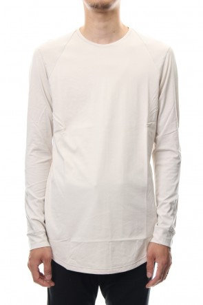 DEVOA 18-19AW Long sleeve  egyptian cotton  jersey ( SUVIN )