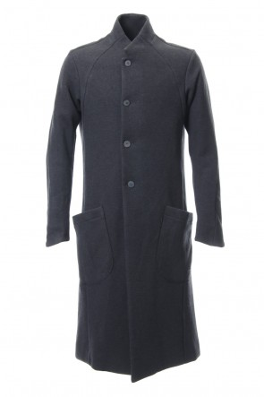 DEVOA 18-19AW Coat Cotton Double Jersey