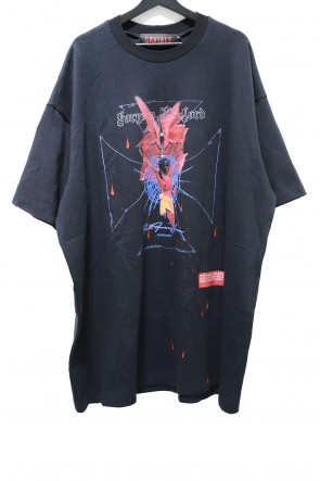 CAVIALE 20-21AW SUPER WIDE TEE