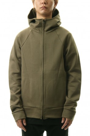 CIVILIZED 20SS ZIP UP PARKA D.KHAKI