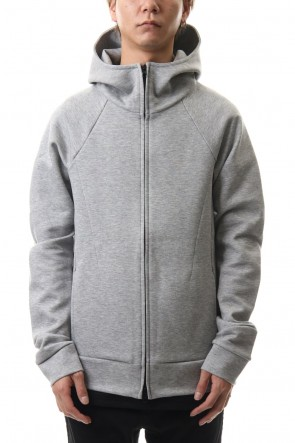 CIVILIZED 20SS ZIP UP PARKA T.GRAY